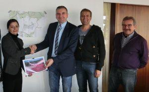 Breitband Ausbau Telekom Pressefoto
