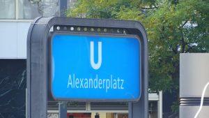 GR Ausflug Alexanderplatz 1